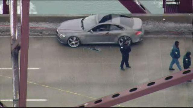 Shooting on Chicago Skyway ends with One Killed and One Wounded