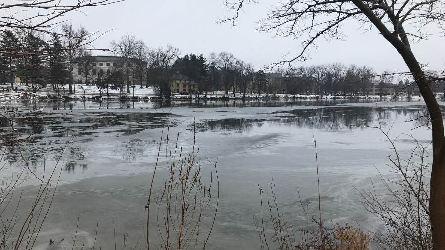 Woman S Body Recovered From Lake On Notre Dame Campus