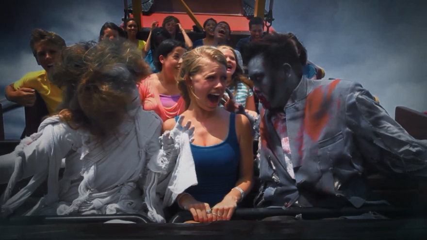 Six Flags Fright Fest Opens Sa Ay September 15 With New Haunted House