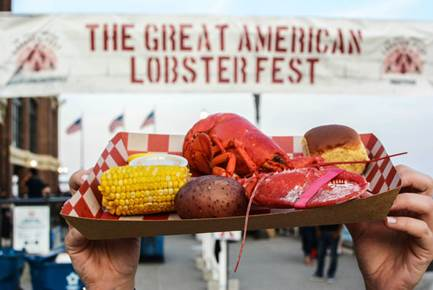 Great American Lobster Fest to be held at Fiserv Forum August 16-18