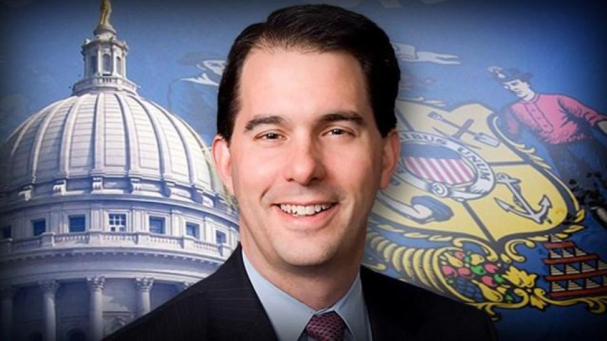 Walker announces deal to keep Kimberly-Clark jobs