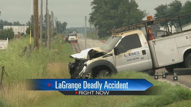 South Bend man killed in LaGrange County crash