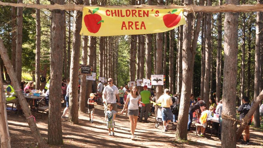 Apple Harvest Festival  Retzer Nature Center