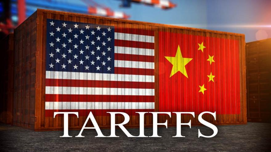 US President may impose $200 billion tariffs on Chinese goods on Monday