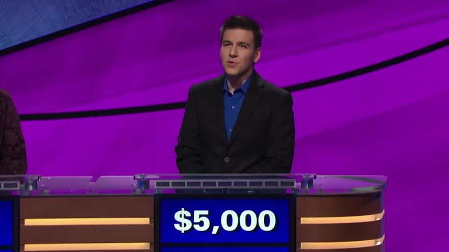 did james win on jeopardy