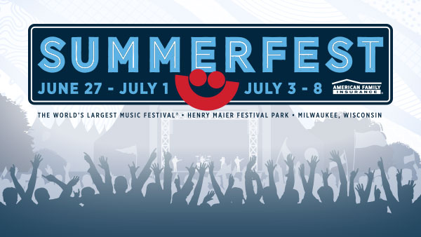 Summerfest to close out with