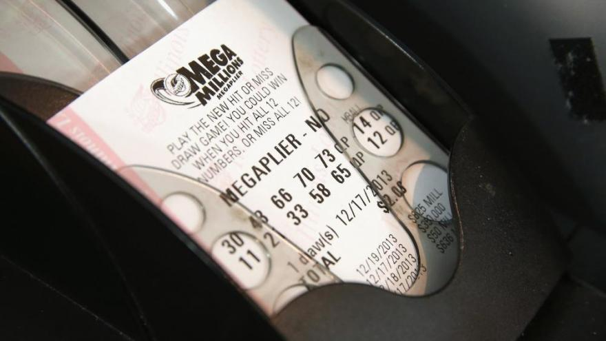 New Year's Day Mega Millions jackpot hits $415 million