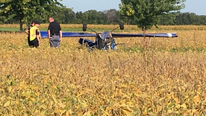 Pilot dies in Winnebago County plane crash