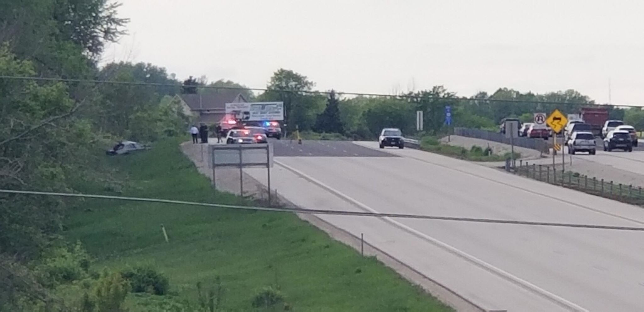 UPDATE: 15-year-old brother dies of injuries suffered in I-41 crash