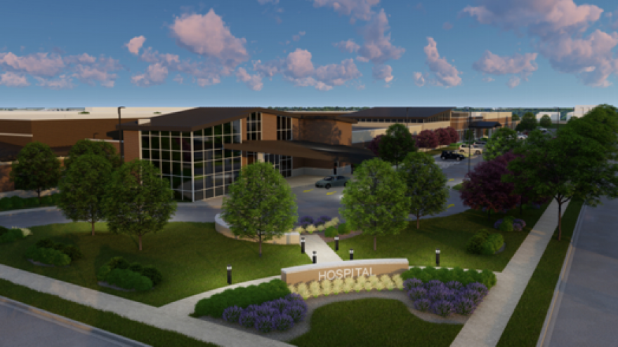 Proposal submitted for new West Allis Behavioral Health Hospital
