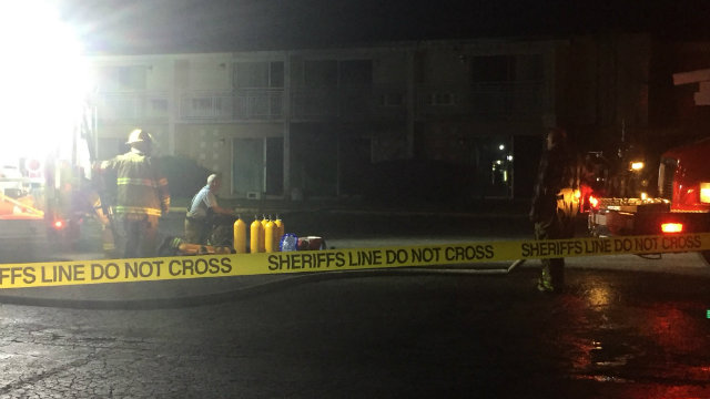 Mother and 5 kids killed in Michigan motel fire