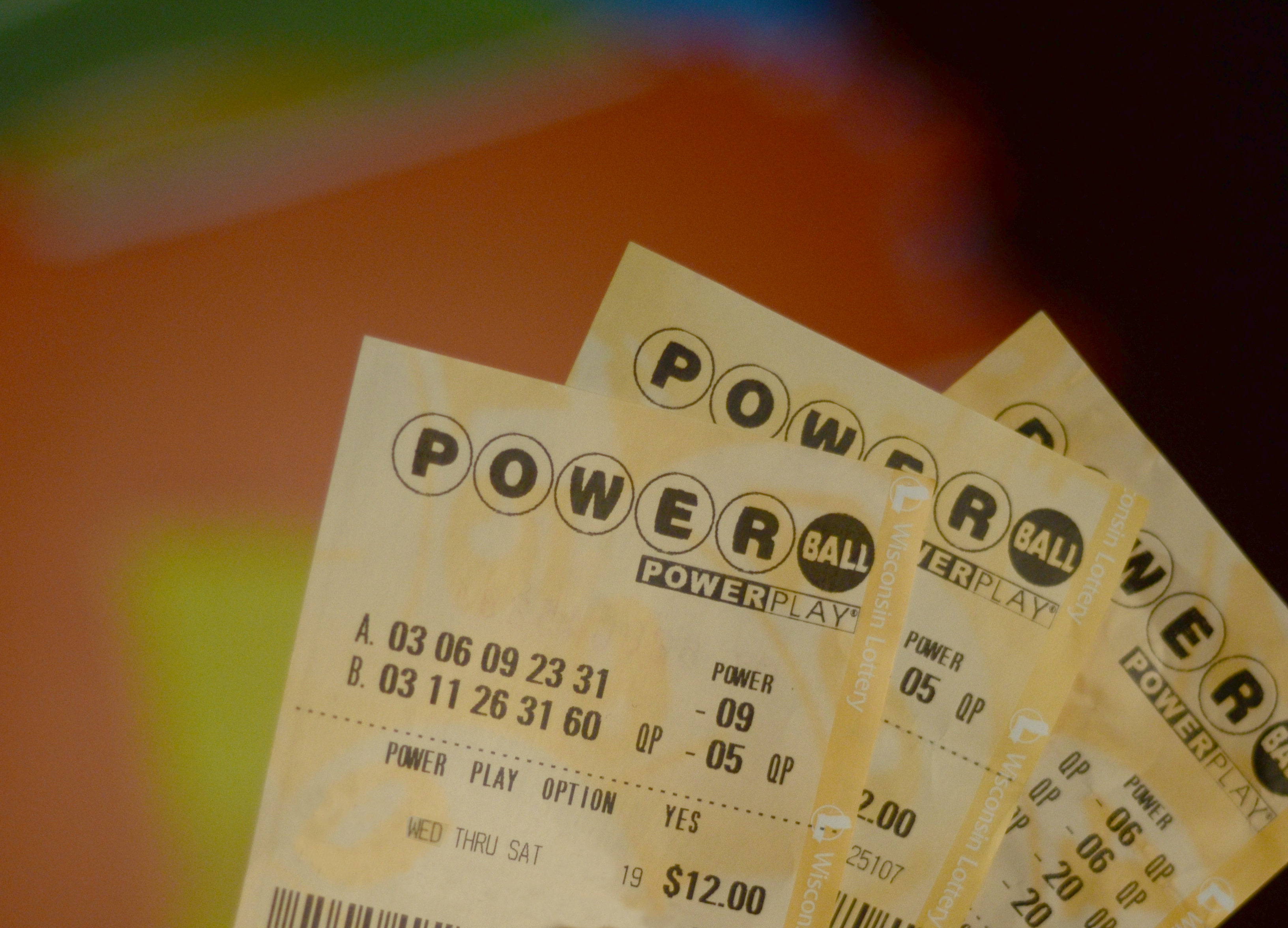 Winning 768m Powerball Ticket Sold At Speedway In New Berlin