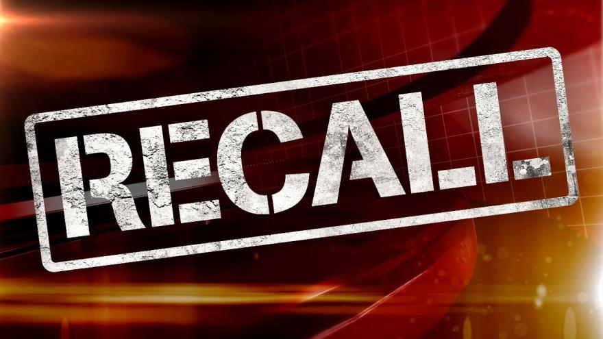 FDA announces dog food recall due to elevated vitamin D