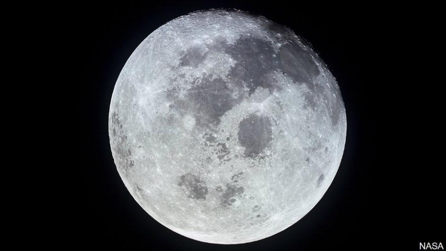 Nasa to work with China's space agency on Chang'e-4 lunar research