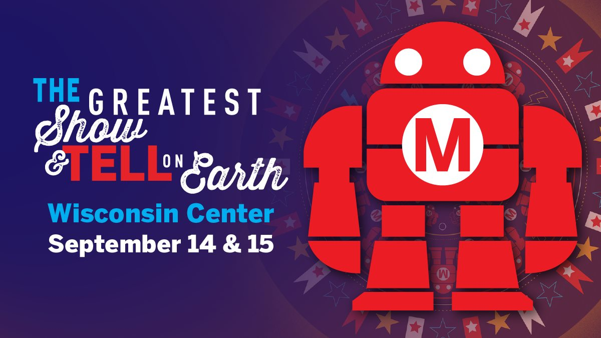 Maker Faire Milwaukee returns for sixth year this weekend