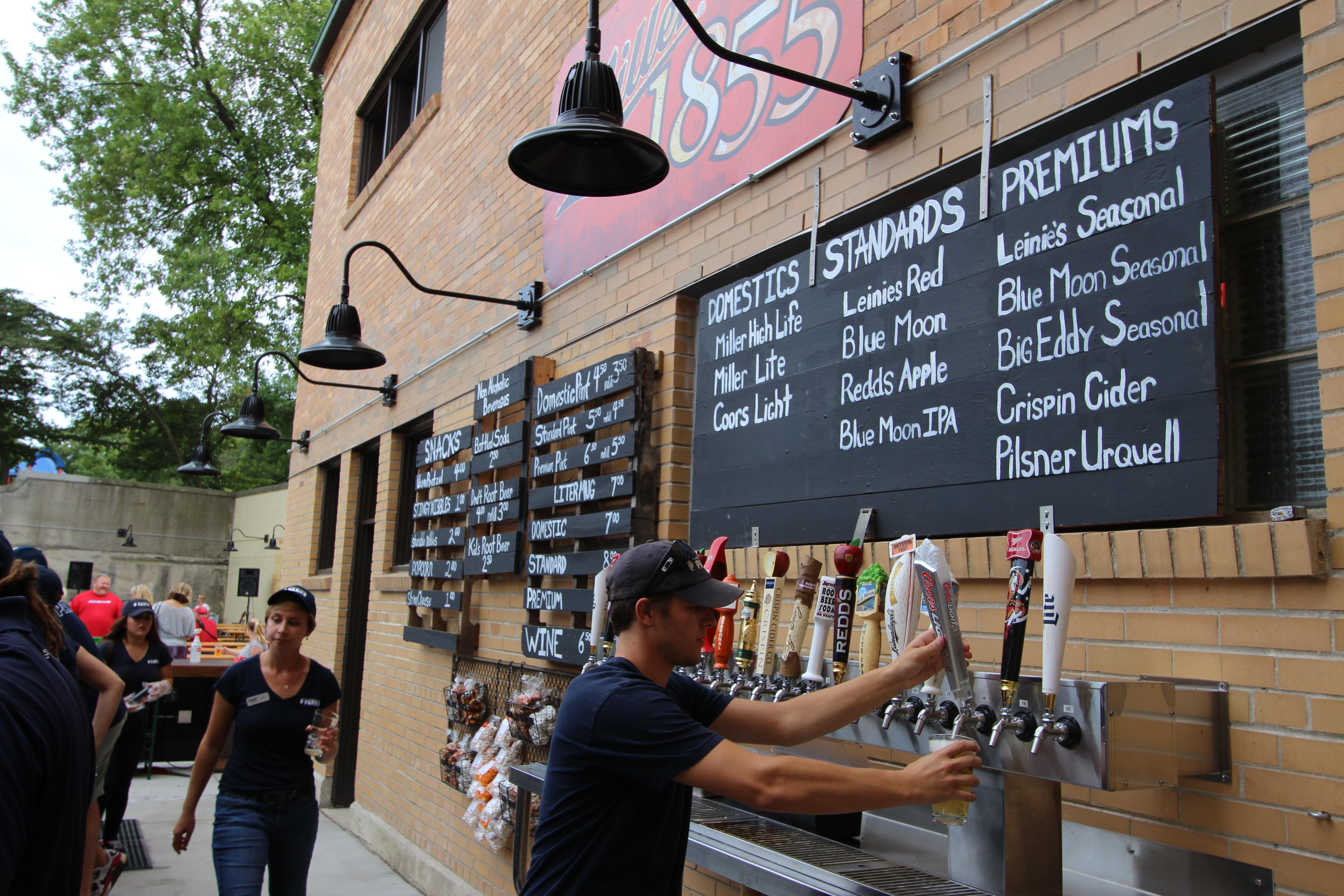 Traveling Beer Garden Schedule Released