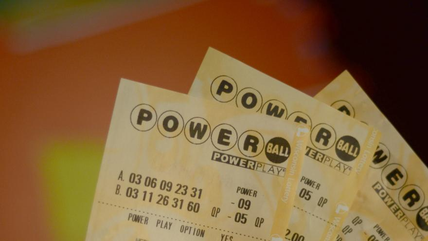 Wisconsin Lottery releases Powerball sales surrounding