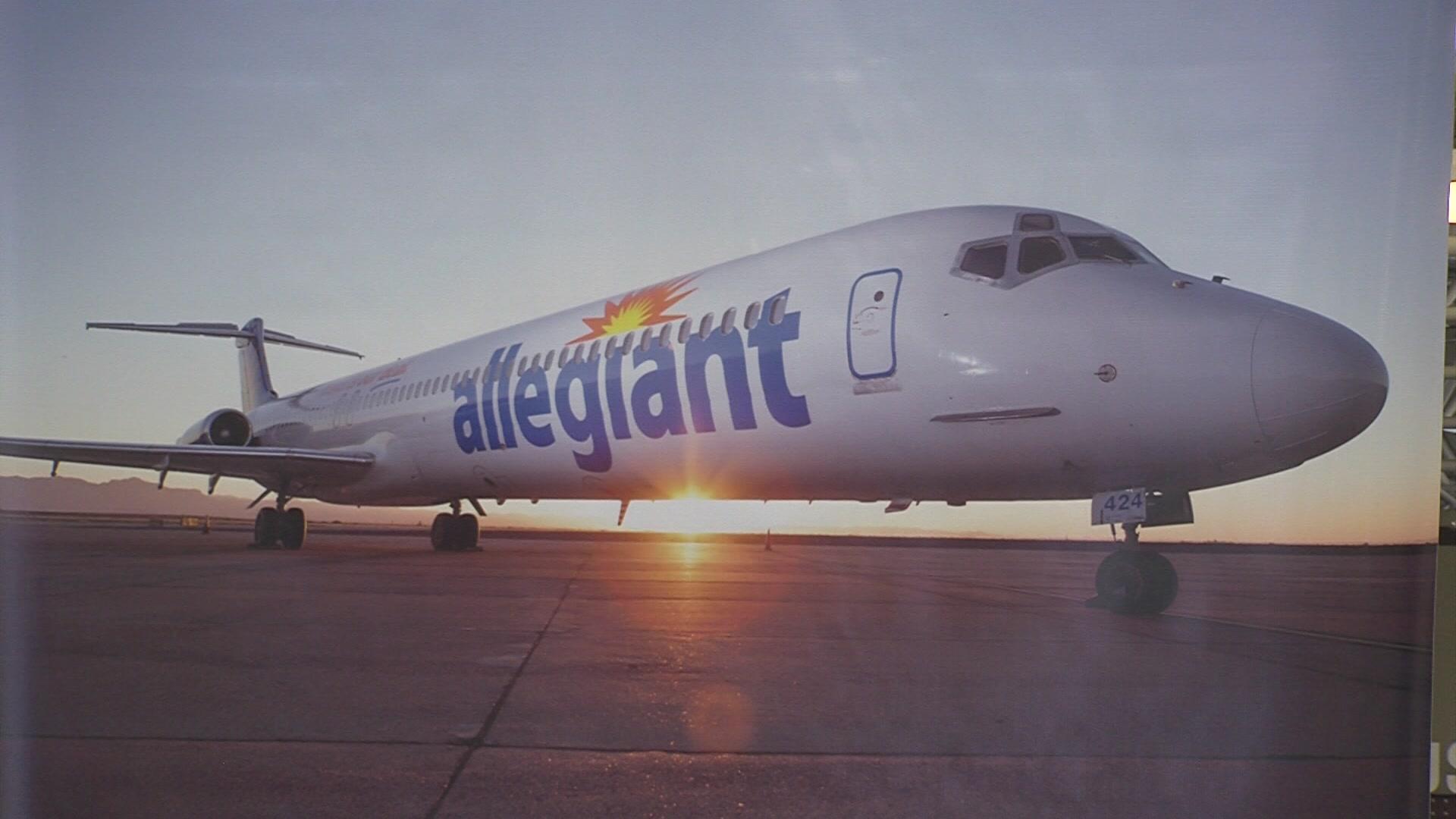 Allegiant Air Makes Announcement Regarding New Low Cost