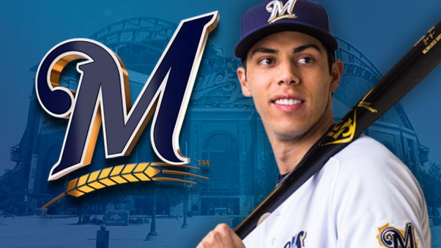 4c0898c46f3 Yelich s 14th homer helps Brewers beat Mets 8-6