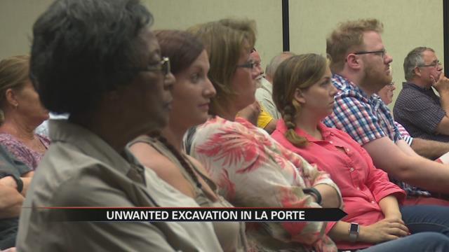 La Porte neighbors, commissioners hope sand mining conflict