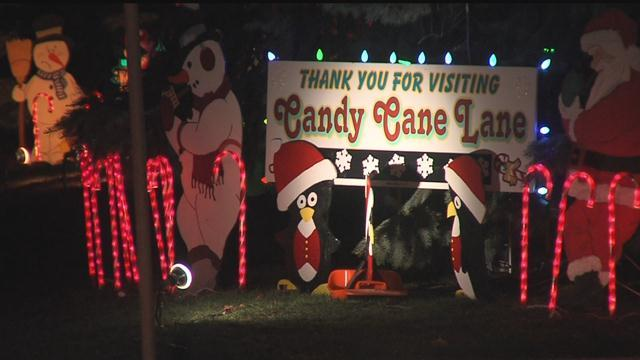 west allis neighborhoods become holiday spectacle called candy cane lane - When Did Christmas Become A Holiday