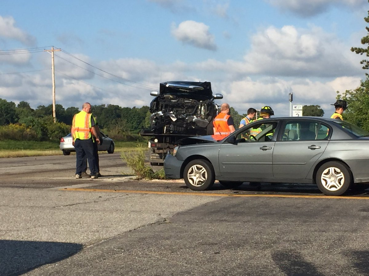 State Road 2 In New Carlisle Clear After Crash
