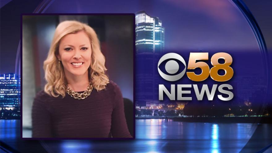 CBS 58 names Natalie Shepherd new weeknight co-anchor