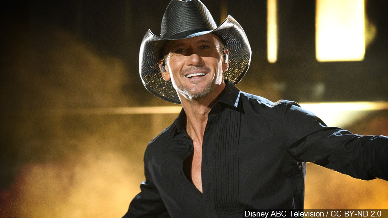 Tim McGraw to perform at Notre Dame in April 4b71e357bc6