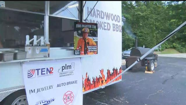 Community Comes Together to Raise Funds for Local Firefighter