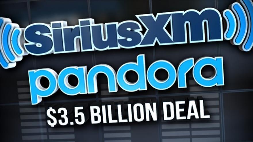 SiriusXM presses play on deal with Pandora Media