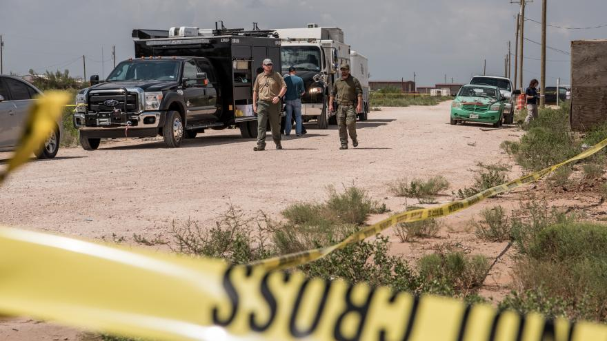 Police identify Texas shooter