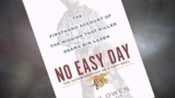 Pentagon threatens legal action against 'No Easy Day' author