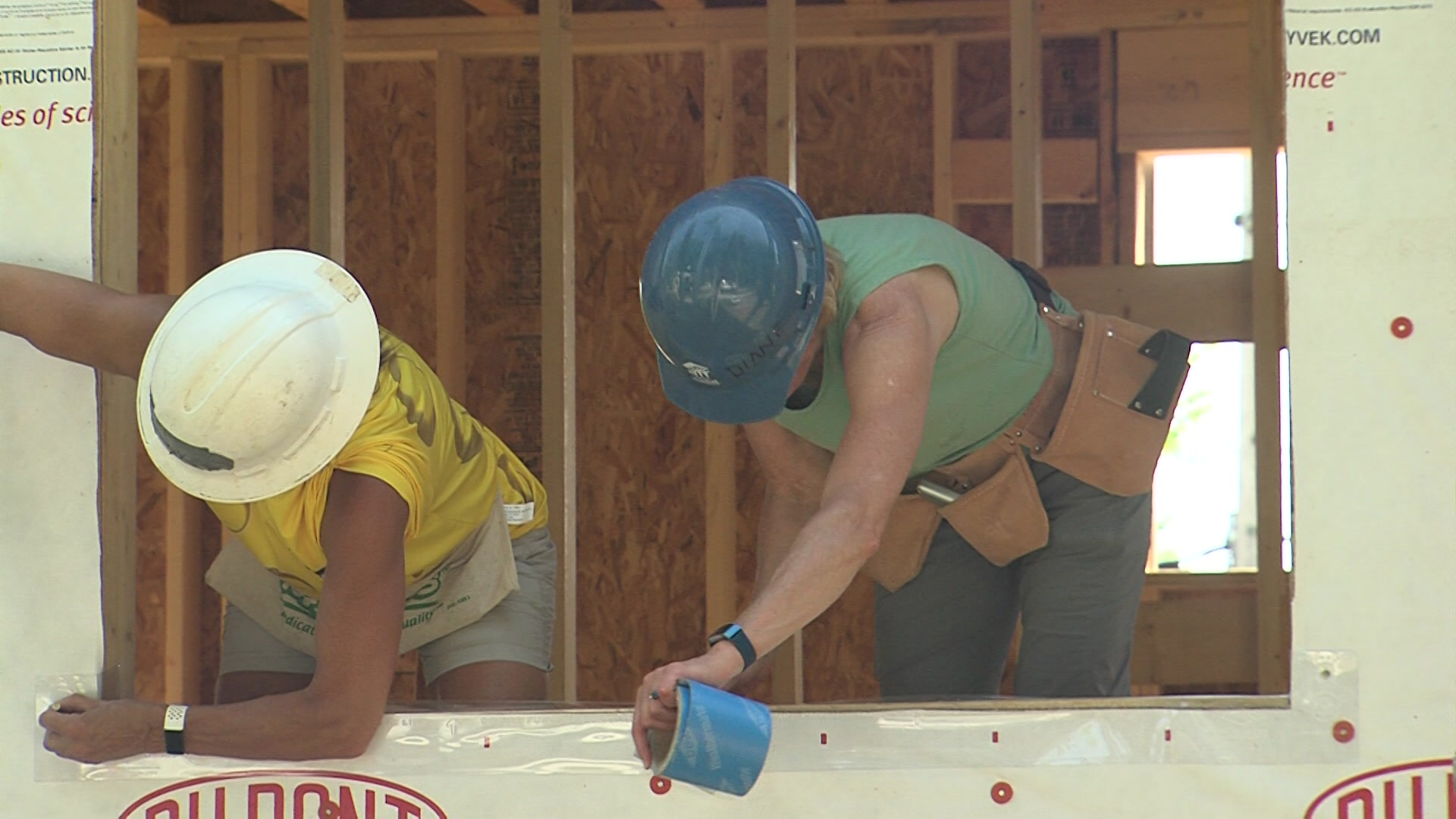 Sargento Foods volunteers build 30th Habitat for Humanity home in Milwaukee