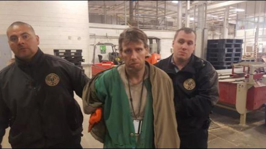 Escaped Inmate Captured At Westville Correctional Facility