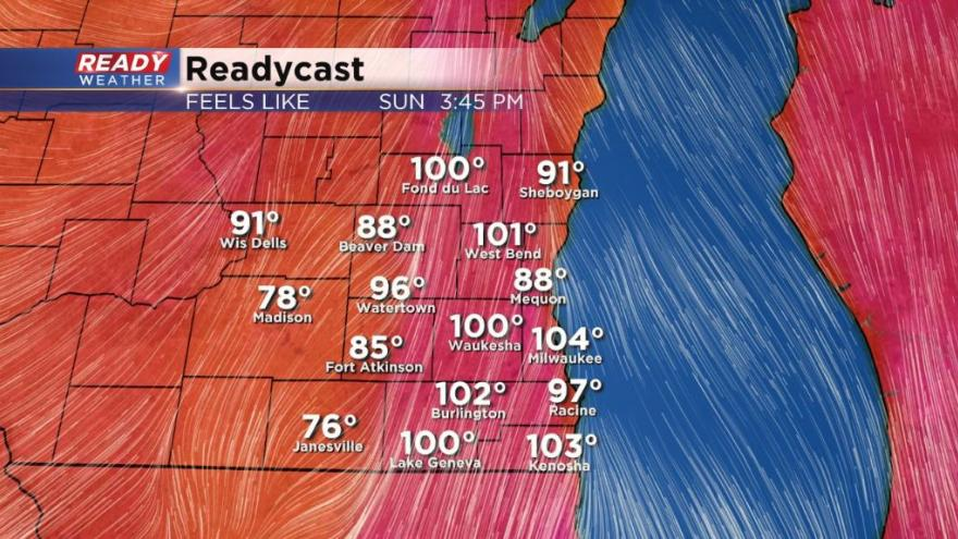 Dangerous, prolonged heat expected in Kansas City metro area into the weekend   The Kansas City Star