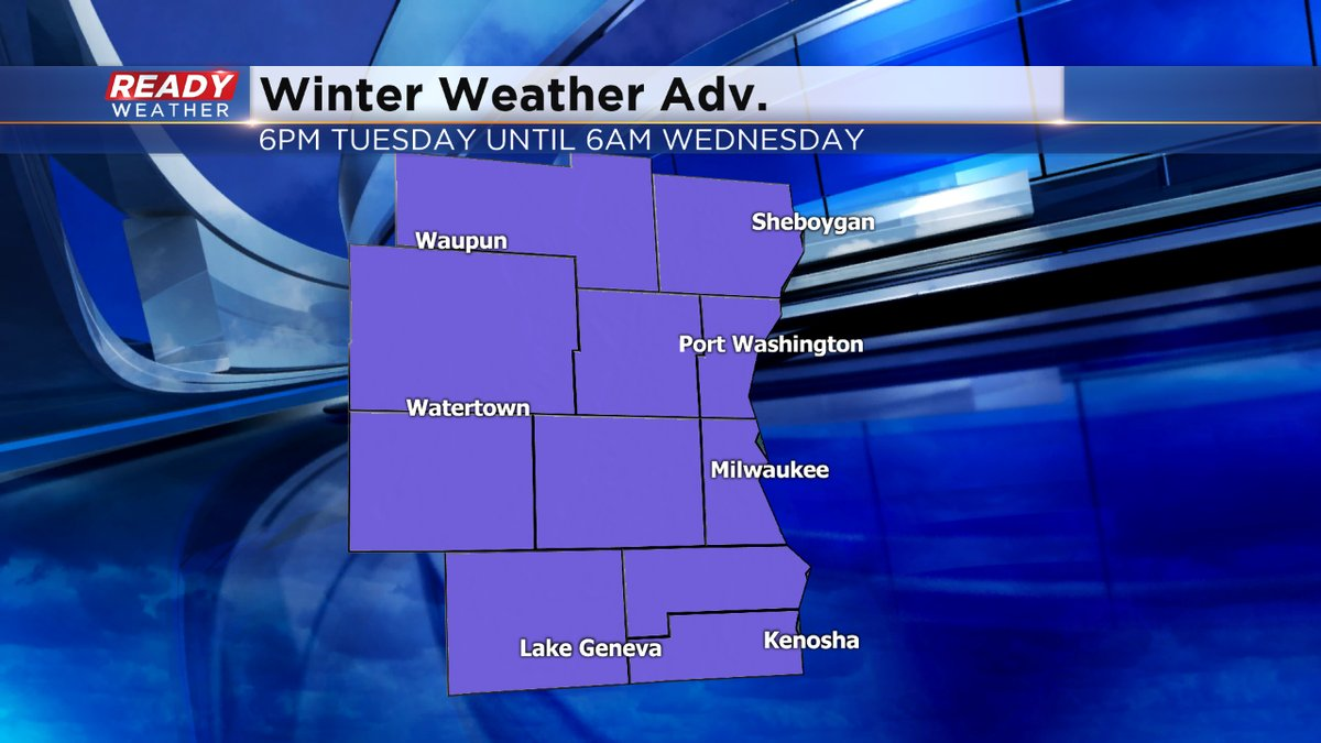Travel advisory as SD&G hit with freezing drizzle, ice pellets