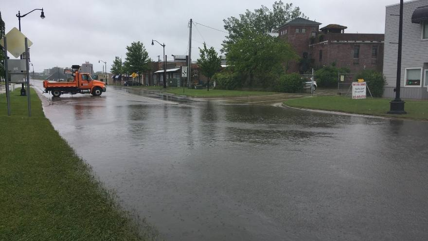 Road Closures In Michigan Due To Flooding