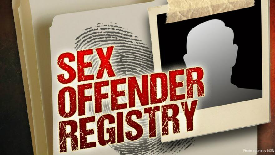 How long does a sex offender have to register Nude Photos 69
