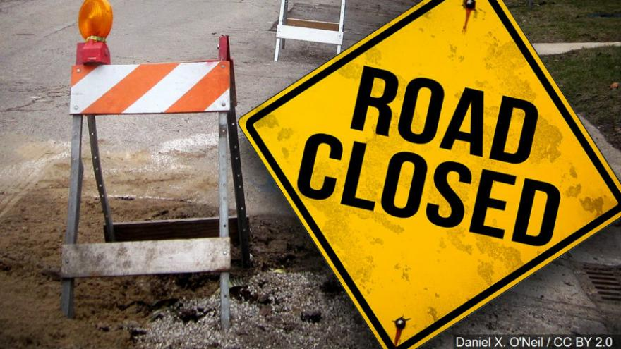 Elkhart road closures to take effect in the North Bay Drive area