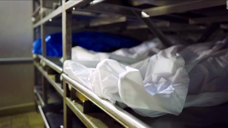 Michigan morgue debunks fake news site's report employee