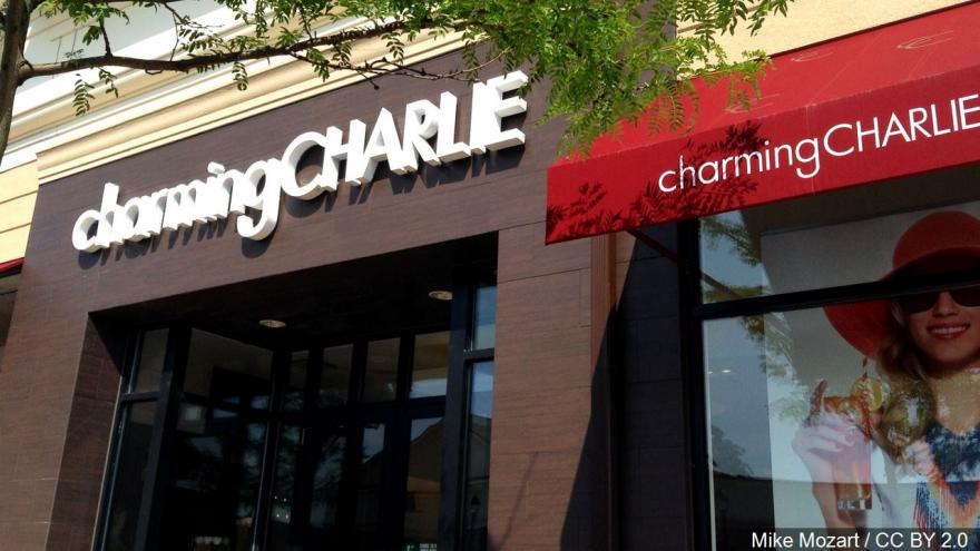 Charming Charlie is closing all stores