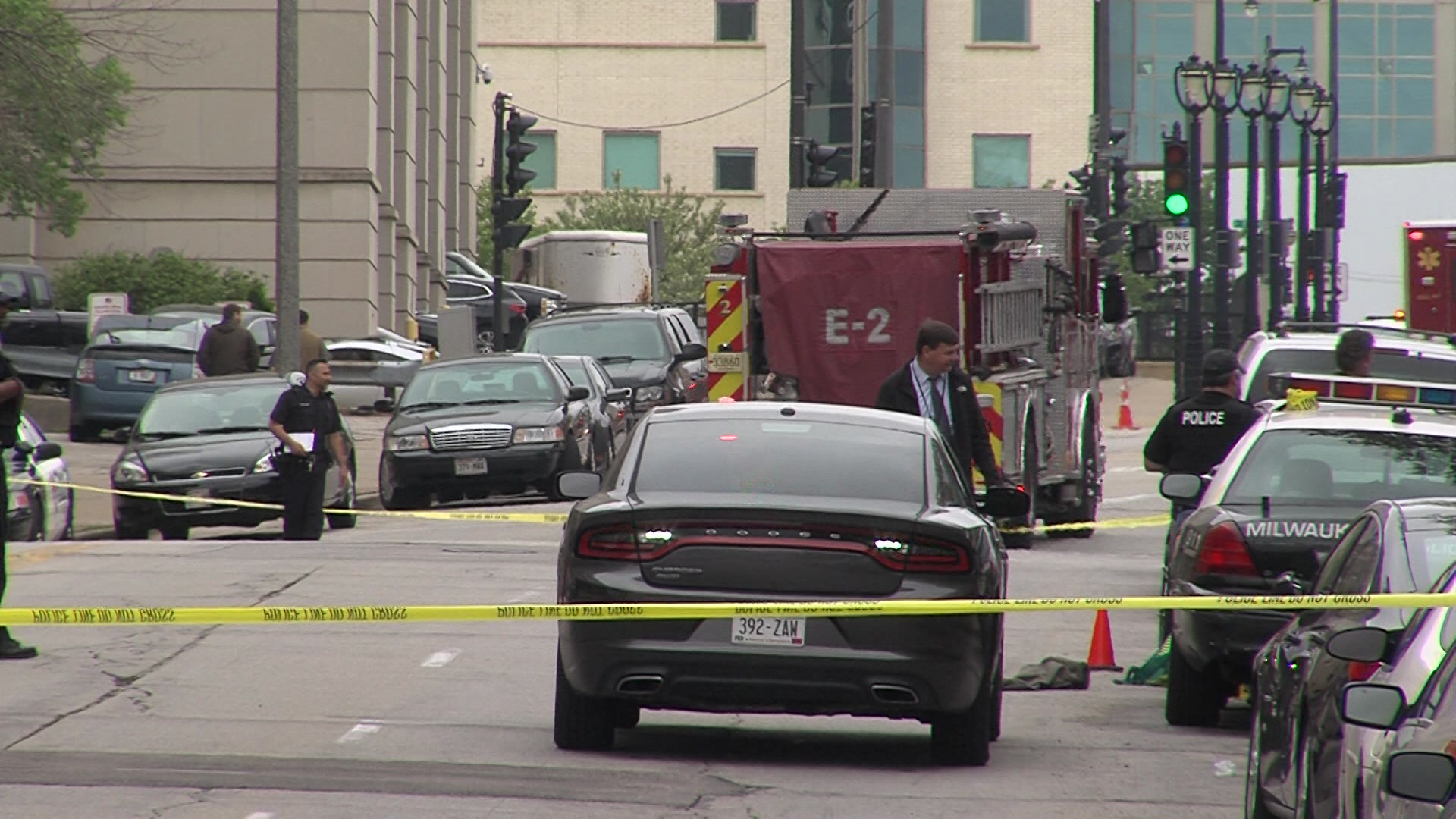 MPD: Woman who shot man in downtown Milwaukee won't face charges