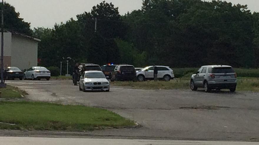 Sheriff Shots Fired Outside Motel Near I 94 In Benton Harbor