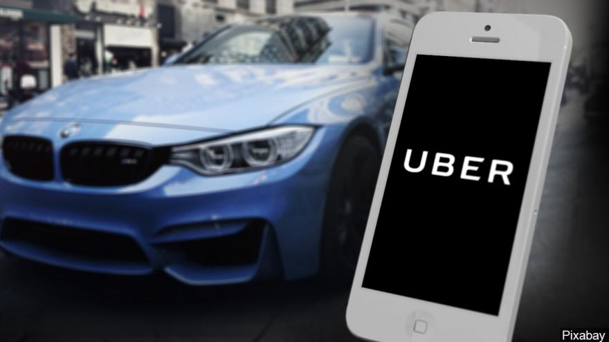 Uber to roll out rider safety reminders to address fake