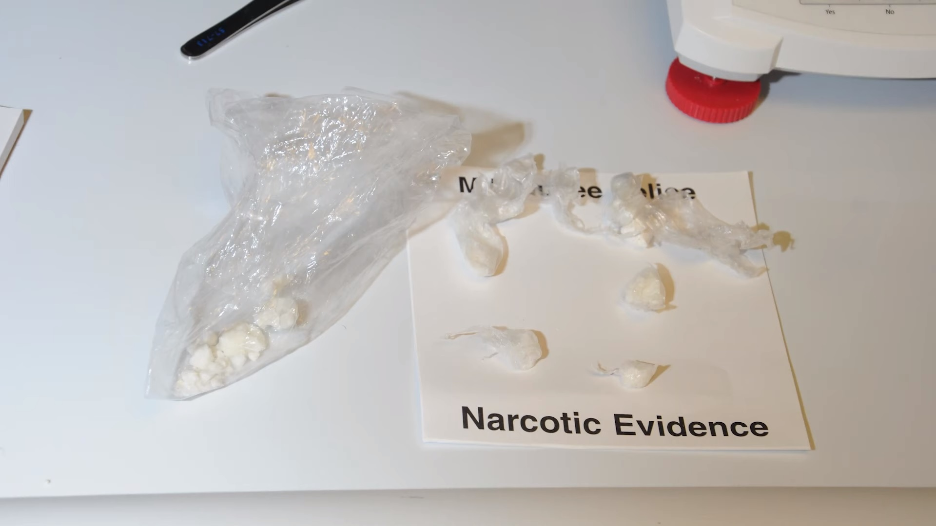 Drugs recovered following officer-involved shooting near 21st and Concordia in Milwaukee  by