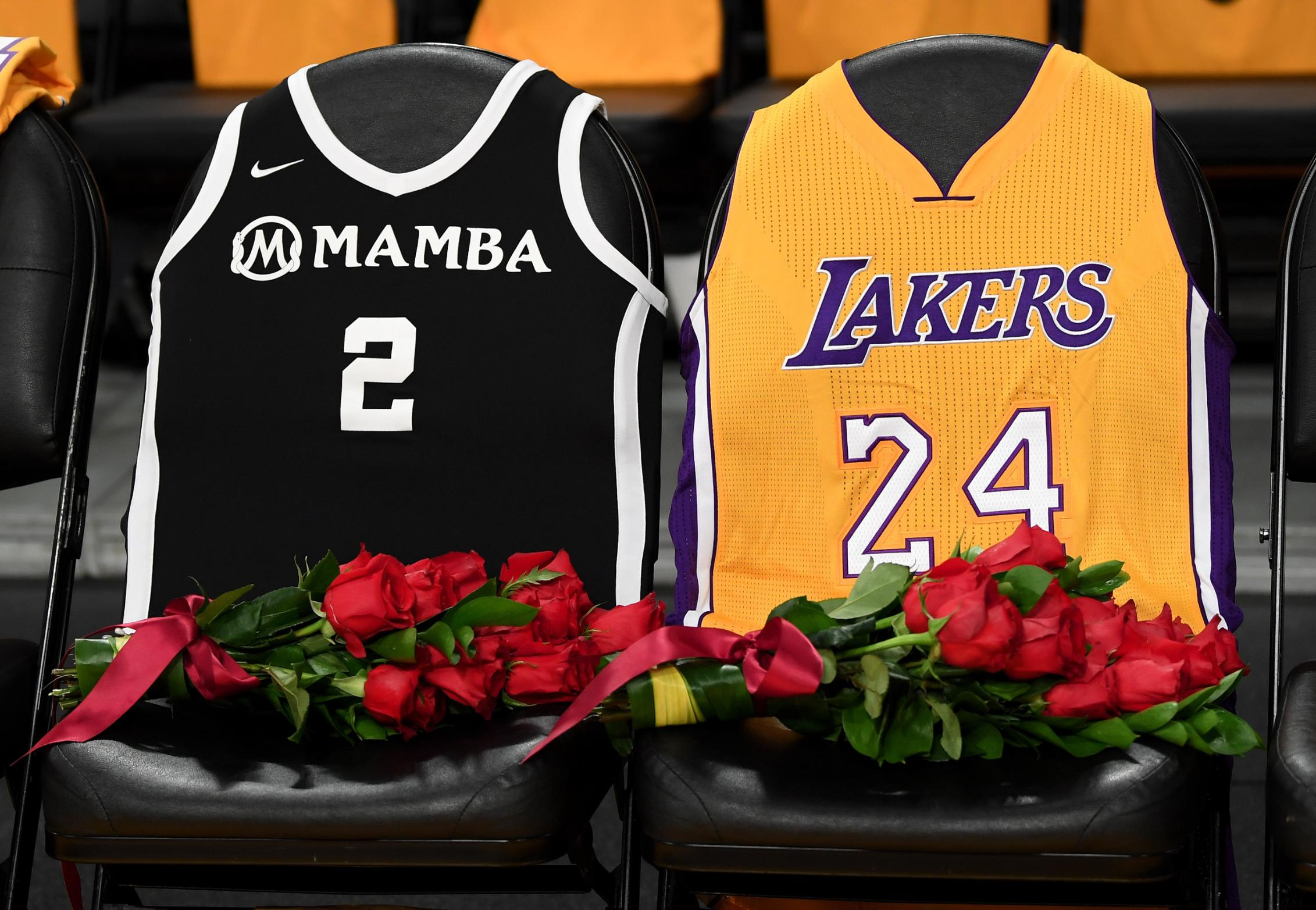 Lakers Honoring Kobe Bryant With Court Logo, Jersey Patch