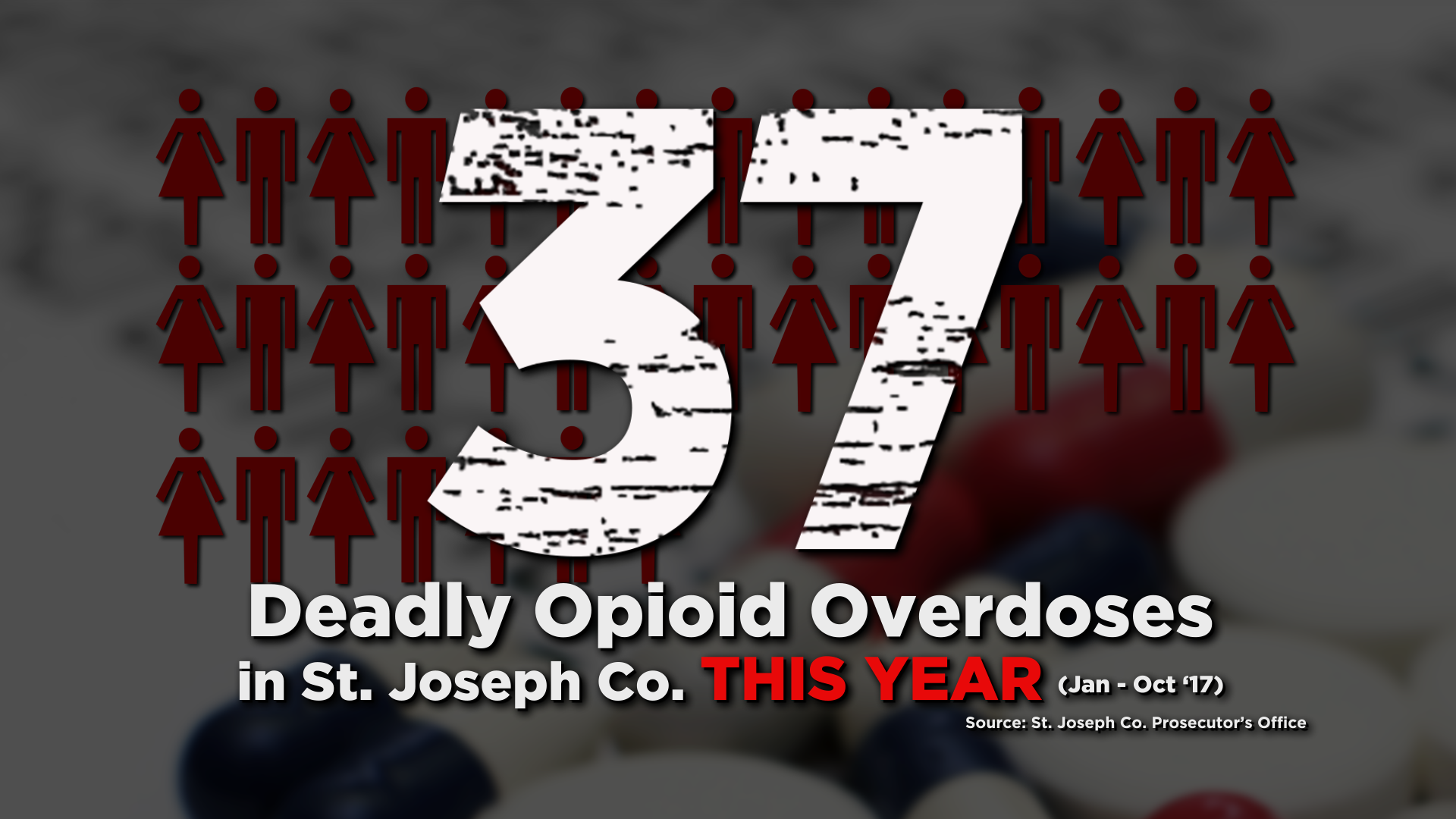 City leaders sue pharma companies over opioid crisis