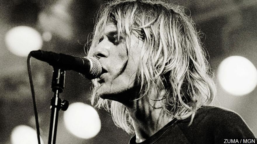 Record store finds royalty check to Kurt Cobain from more than 25 ...