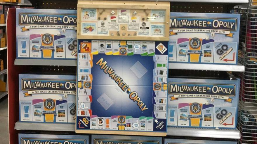 Milwaukee Opoly Esta Disponible En La Tienda Walmart En South Milwaukee