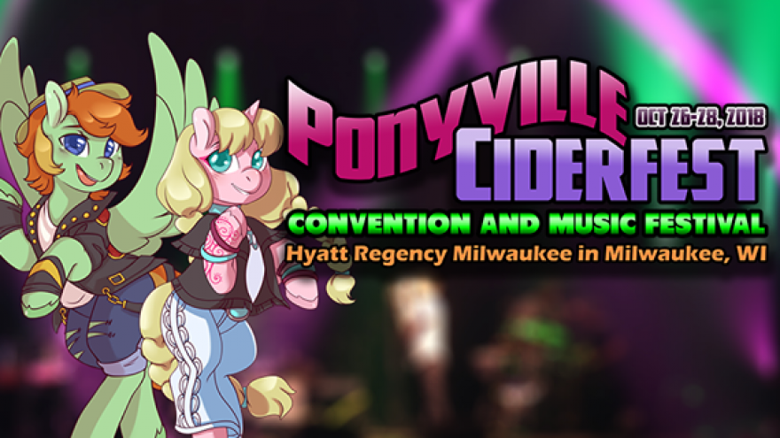 My Little Pony Convention List 2020.My Little Pony Fan Convention Returning To Milwaukee For 5th